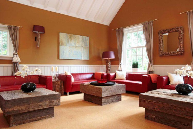 Landhuis - lounge