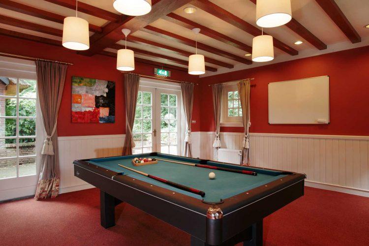 Landhuis - poolkamer