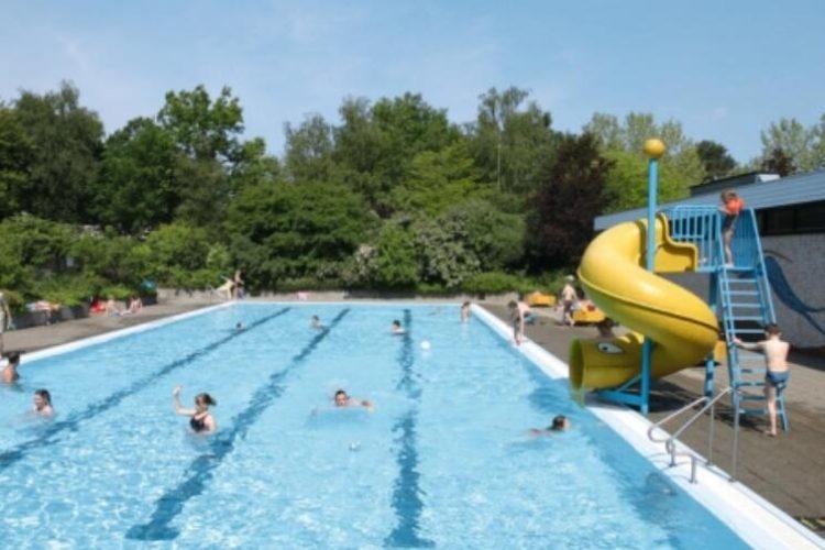 Zwembad Ginkelduin