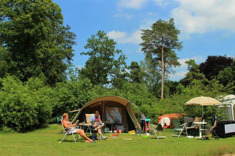 Campingveld Ginkelduin
